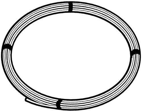 "Rohn 3/16""EHS X 1000' Guy Wire"