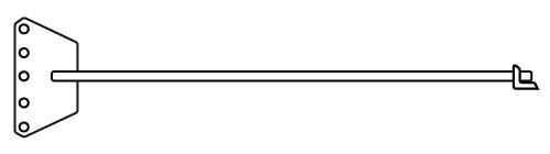 Rohn GAC3455TOP