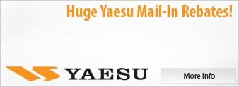 Yaesu Coupons